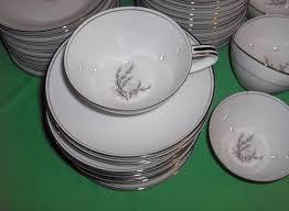vintage china pattern 87 pc set vintage noritake china sanford pattern 5860 ebay