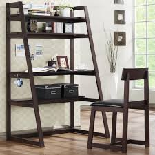 Container Store Bookcase Furniture Leaning Shelving Leaning Desk Linea Bookcase