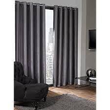 Grey And Silver Curtains Lagon Eyelet Grey Silver Curtains Grey Blackout Thermal Plain