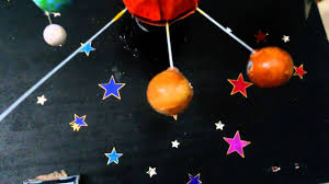 solar system 9 planets science projects youtube