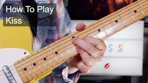 corvette chords chords prince guitar lesson