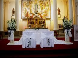 Catholic Home Decor Catholic Church Wedding Decorations Decorating Of Party
