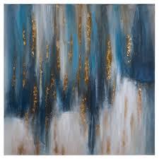 yosemite home decor yosemite home decor 40 in h x 40 in w drowning strokes artwork