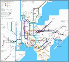 Map Of Phoenix by Phoenix Mesa Subway Map Travel Map Vacations