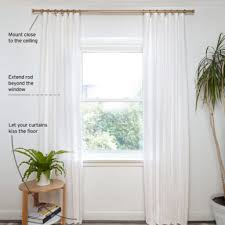 Ideas For Hanging Curtain Rod Design Creative Of Hang Curtain Rod Ideas With Best Hanging Curtain