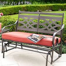Patio Furniture Glider by Patio Outdoor Furniture Cushions Clearance Australia Garden