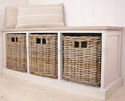 White Wood Storage Bench Brilliant Bench With Storage Underneath White Wood Storage Bench