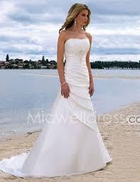 destination wedding dresses cheap and wholesale a line strapless chiffon lace up destination
