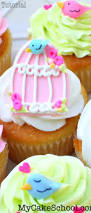 birdcage cupcakes cake decorating blog tutorial my cake