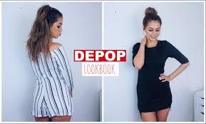 Wardrobe Online Shopping Depop Lookbook Shop My Online Wardrobe Ad Youtube
