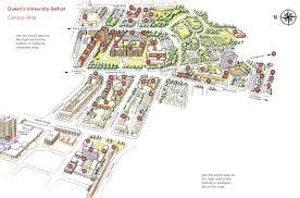 Northern Ireland Map Queens University Belfast Map Belfast Northern Ireland Uk U2022 Mappery