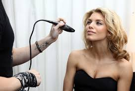 airbrush makeup gives a flawless finish at all ages great for