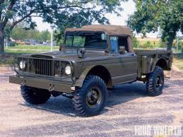 jeep gladiator 1967 rubicon4wheeler decision for a jeep wrangler based pickup coming soon