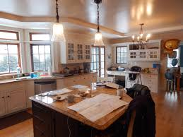 kitchen desk design woodmoor lane kitchen renovation refined renovations quality