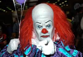 Evil Clown Memes - king s it is already inspiring a wave of creepy clown memes