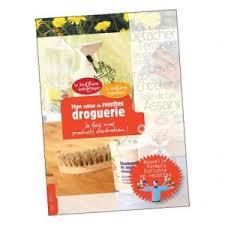 mon cahier de cuisine mon cahier de recettes droguerie ecodis