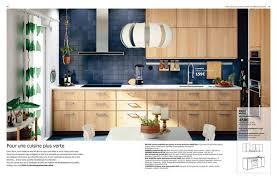 cuisine bois massif ikea cuisine ikea coup d oeil sur le nouveau catalogue 2017