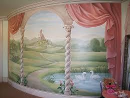 Best  Girls Bedroom Mural Ideas On Pinterest Wall Murals - Girls bedroom wall murals