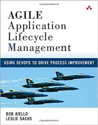 agile application lifecycle management using devops to drive