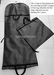 wedding dress garment bag wedding dress garment bag bridal gown dust bag prom dress storage