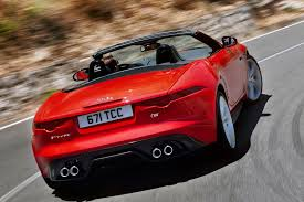 jaguar back jaguar f type roadster unfinished man