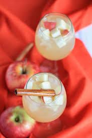 apple cider sangria recipe fresh tastes pbs food