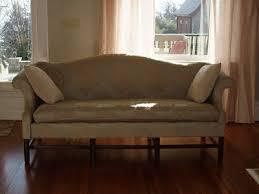 Camelback Sofa Slipcover by The Green Room Interiors Chattanooga Tn Interior Decorator