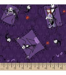 costume fabric 43 nightmare before joann