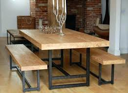 pine bench for kitchen table small table with bench kitchen tables with bench for dining table