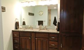 Bathroom Trough Sink Cabinet Amazing Double Sink Cabinet Even Though Floating Modern