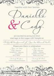 wedding invitations utah wedding invitations utah kawaiitheo