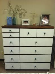 cheapo copy cat ikea hack malm mirrored dresser malm 6 drawer