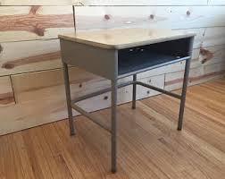 Modern School Desk Vintage School Desk Etsy
