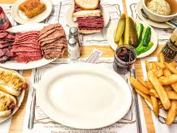 What To Do On Thanksgiving Day In New York Nyc Jewish Delicatessens The Ultimate Guide Eater Ny