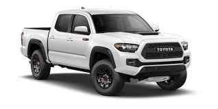 toyota tacoma trim packages 2017 toyota tacoma trim level reinhardt toyota serving