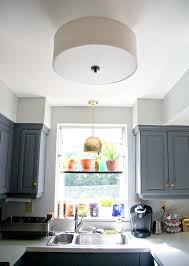 Kitchen Light Fixtures Ceiling - flush mount kitchen lighting u2013 subscribed me