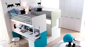 bureau en u lit superpose ikea gallery of lit mezzanine avec