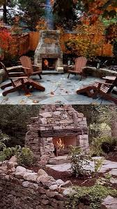 outdoor fireplace designs diy amazing outdoor fireplace designs
