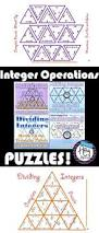 best 25 integers activities ideas on pinterest equation of