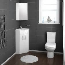 alaska cloakroom suite with corner basin at victorian plumbing now