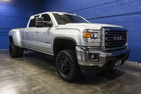 lifted gmc dually lifted 2015 gmc sierra 3500 sle dually 4x4 northwest motorsport