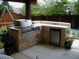 Outdoor Ideas For Backyard Exterior Outdoor Barbecue Design In Backyard Creative Outdoor
