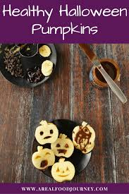 healthy halloween snack recipe a real food journey