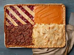 four flavor sheet pan pie recipe food network kitchen food network