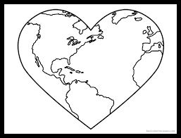 earth day coloring pages coloringsuite com