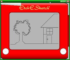 question of the day etch a sketch a new start wfuv