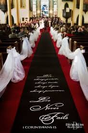 aisle runners for weddings johanna and christopher jersey city nj wedding wedding