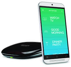 Home App Logitech Targets Home Automation Play With Harmony Living Home Lineup