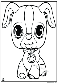 littlest petshop coloring pages free 21
