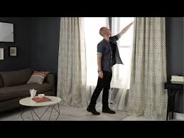 How To Pick Curtains For Living Room Choose The Right Curtains For Your Home West Elm Youtube